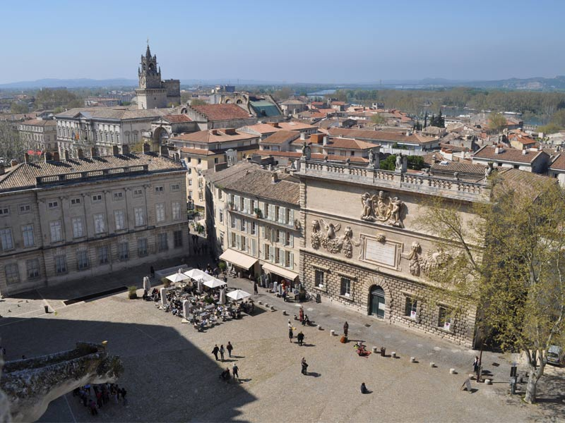 Avignon vue