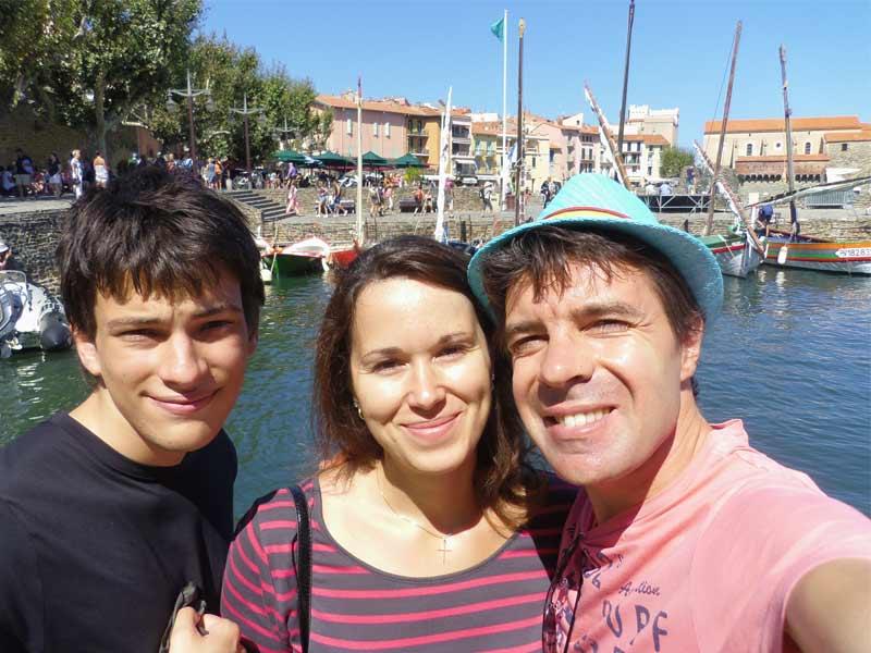 excursion in Colliour