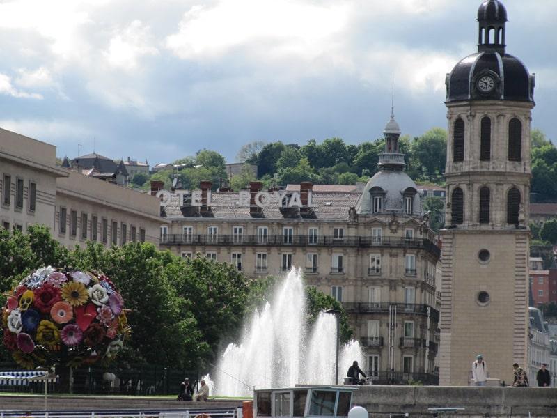 Lyon vue