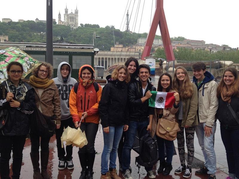 Tour in Lyon