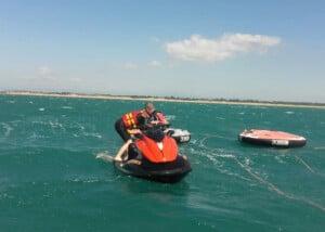 Water sport activities