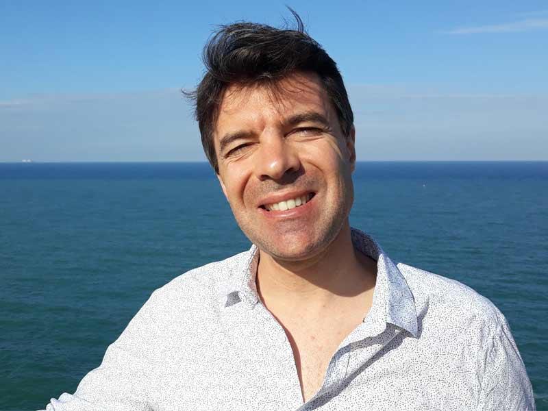 Sylvain Occitanie Local Coordinator