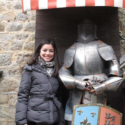 Exchange student in Brittany