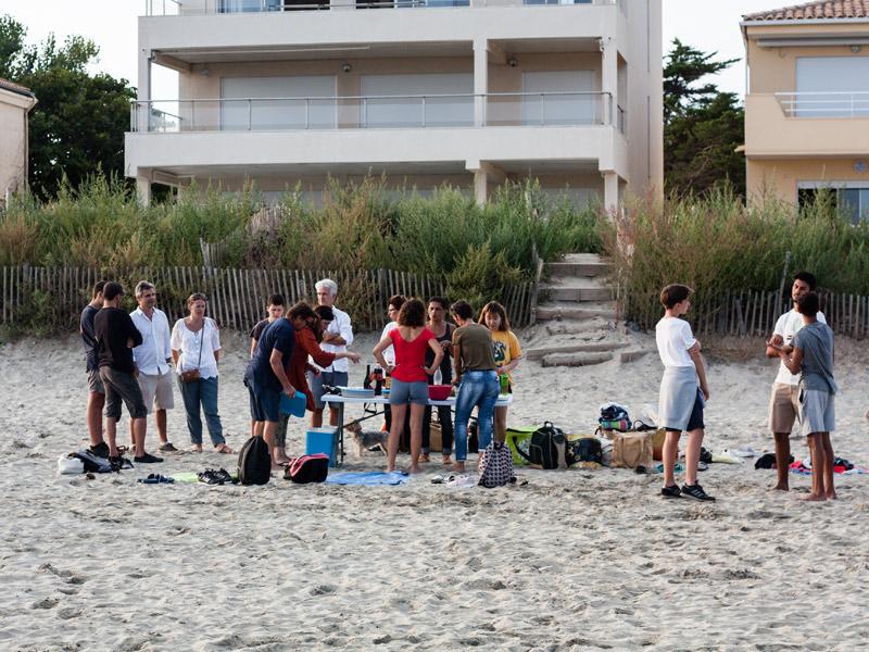 International high school program in France