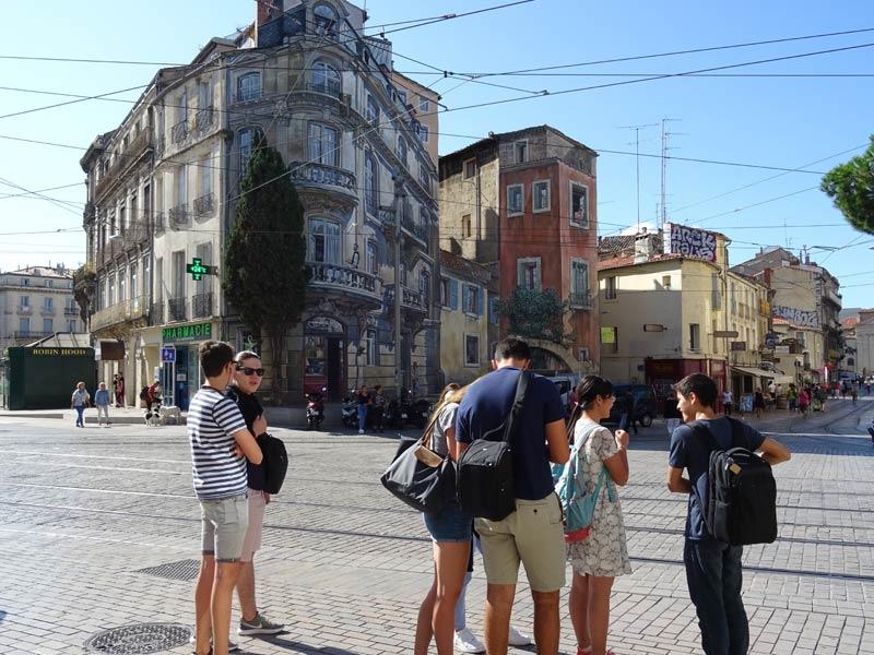 Montpellier citytrip
